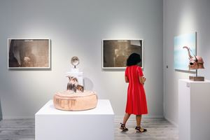 Ben Brown Fine Arts, Frieze Masters (3–6 October 2019). Courtesy Ocula. Photo: Charles Roussel.