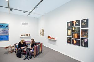Susan Hiller, Lisson Gallery, Frieze Masters (3–6 October 2019). Courtesy Ocula. Photo: Charles Roussel.