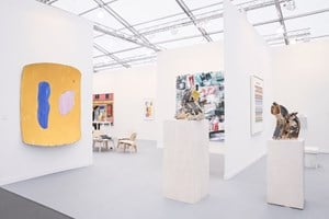 Cheim & Read at Frieze New York 2016. Photo: © Charles Roussel & Ocula