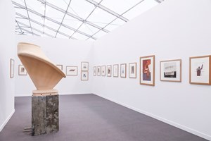 Contemporary Fine Arts at Frieze New York 2016. Photo: © Charles Roussel & Ocula
