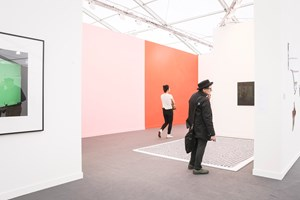 Frieze New York 2016. Photo: © Charles Roussel & Ocula