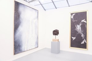 Galerie Thaddaeus Ropac at Frieze New York 2016. Photo: © Charles Roussel & Ocula