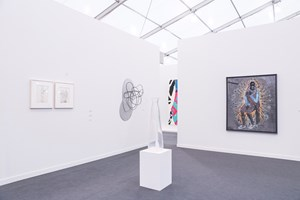 Jack Shainman Gallery at Frieze New York 2016. Photo: © Charles Roussel & Ocula