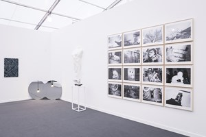 ShanghART Gallery at Frieze New York 2016. Photo: © Charles Roussel & Ocula