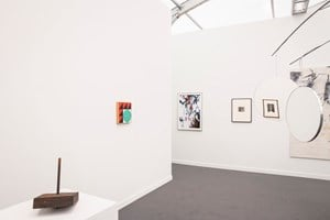 Taka Ishii Gallery at Frieze New York 2016. Photo: © Charles Roussel & Ocula