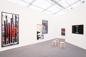 Timothy Taylor at Frieze New York 2016. Photo: © Charles Roussel & Ocula