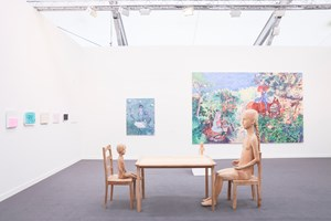 Tomio Koyama Gallery at Frieze New York 2016. Photo: © Charles Roussel & Ocula