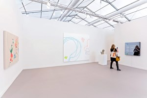 303 Gallery, Frieze New York (3–6 May 2018). Courtesy Ocula. Photo: Charles Roussel.