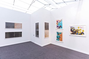 Alan Cristea Gallery, Frieze New York (3–6 May 2018). Courtesy Ocula. Photo: Charles Roussel.