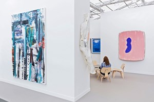 Cheim & Read, Frieze New York (3–6 May 2018). Courtesy Ocula. Photo: Charles Roussel.