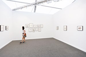 David Kordansky Gallery, Frieze New York (3–6 May 2018). Courtesy Ocula. Photo: Charles Roussel.