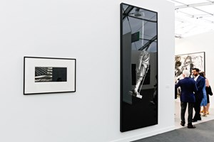 Galerie Thaddaeus Ropac, Frieze New York (3–6 May 2018). Courtesy Ocula. Photo: Charles Roussel.
