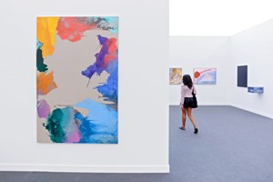 Galleria Lorcan O'Neill, Frieze New York (3–6 May 2018). Courtesy Ocula. Photo: Charles Roussel.