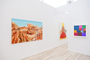 James Cohan Gallery, Frieze New York (3–6 May 2018). Courtesy Ocula. Photo: Charles Roussel.