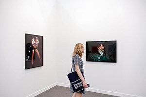 Matthew Marks Gallery, Frieze New York (3–6 May 2018). Courtesy Ocula. Photo: Charles Roussel.
