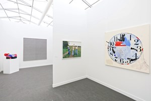 Mitchell Innes & Nash, Frieze New York (3–6 May 2018). Courtesy Ocula. Photo: Charles Roussel.