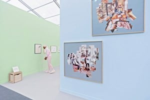 Offer Waterman, Frieze New York (3–6 May 2018). Courtesy Ocula. Photo: Charles Roussel.
