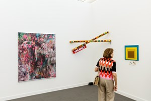 PKM Gallery, Frieze New York (3–6 May 2018). Courtesy Ocula. Photo: Charles Roussel.