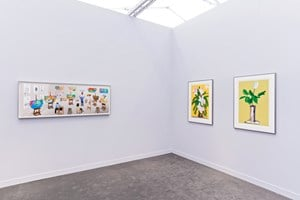 Pace Gallery, Frieze New York (3–6 May 2018). Courtesy Ocula. Photo: Charles Roussel.