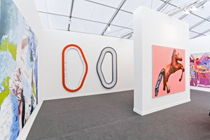 Peres Projects, Frieze New York (3–6 May 2018). Courtesy Ocula. Photo: Charles Roussel.