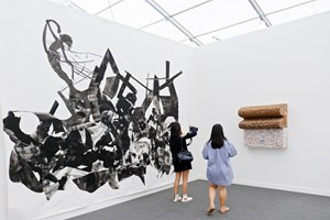 Sikkema & Jenkins Co, Frieze New York (3–6 May 2018). Courtesy Ocula. Photo: Charles Roussel.