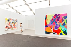 Skarstedt, Frieze New York (3–6 May 2018). Courtesy Ocula. Photo: Charles Roussel.