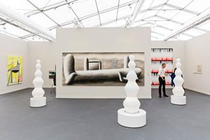 Sprüth Magers, Frieze New York (3–6 May 2018). Courtesy Ocula. Photo: Charles Roussel.