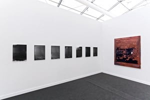 Zeno X Gallery, Frieze New York (3–6 May 2018). Courtesy Ocula. Photo: Charles Roussel.