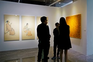 Tina Keng Gallery, JINGART 2018 (17–20 May 2018). Courtesy Ocula. Photo: Sun Shi.