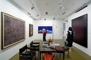 Triumph Gallery, JINGART 2018 (17–20 May 2018). Courtesy Ocula. Photo: Sun Shi.