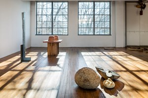 Installation view, 'Self-Interned, 1942: Noguchi in Poston War Relocation Center,' from 18 January 2017 to January 7, 2018, at The Noguchi Museum. Photo: Nicholas Knight/©The Isamu Noguchi Foundation and Garden Museum, NY/Artists Rights Society