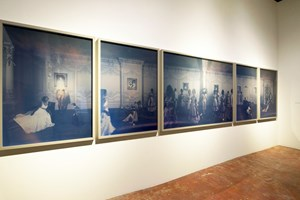 Michael Cook: Crossing Border - Palazzo Mora, Collateral Event of the 56th Venice Biennale