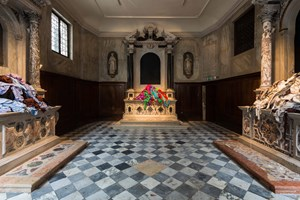 Patricia Cronin presents Shrine for Girls, Collateral Event of the 56th Venice Biennale