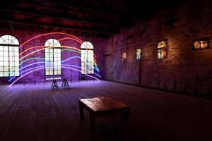 Turkey Pavilion – Sarkis: Respiro at Arsenale, Sale d'Armi