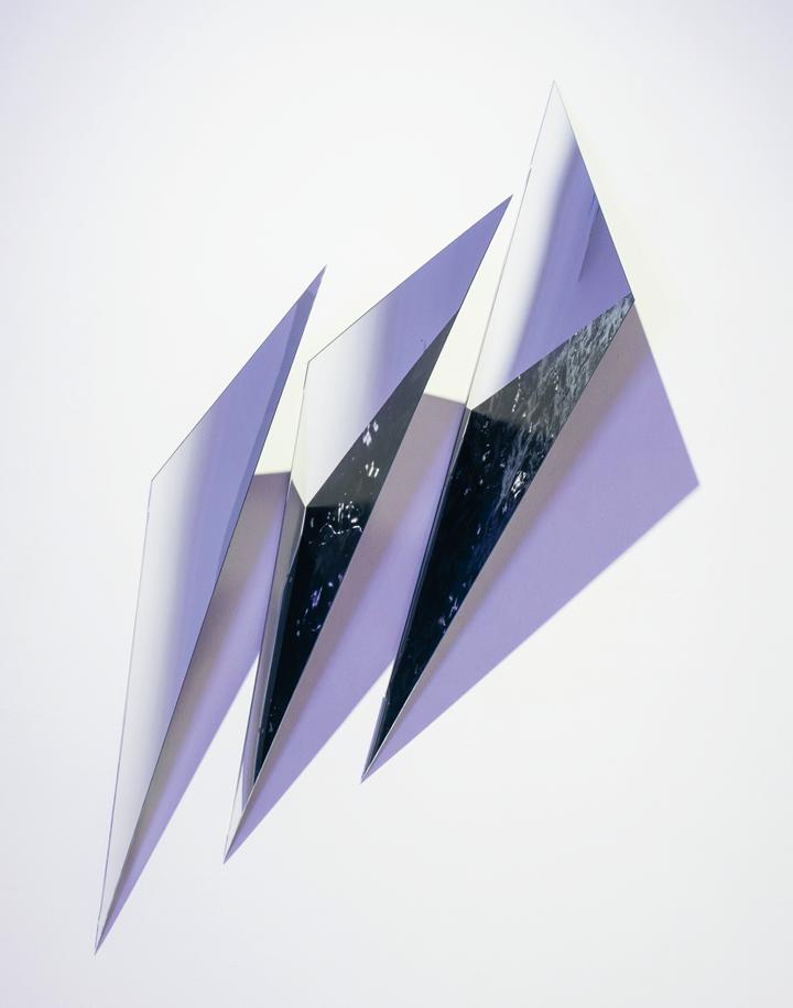 Origami Paper Crane Dangle Earrings - ShopperBoard | 916x720