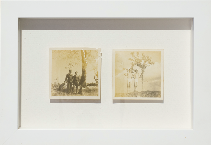 Ezzam Rahman, untitled, circa 1959 (2016). Vintage photographs. 23 × 16 cm. Installation view: In Silence, Pearl Lam Galleries, Gillman Barracks, Singapore (14 July–4 September 2016). Courtesy the artist and Pearl Lam Galleries.