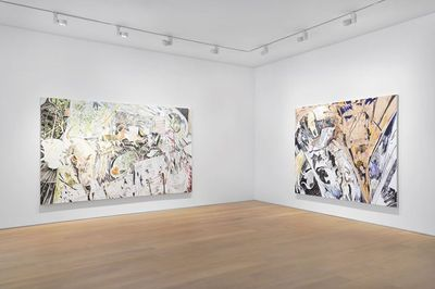 Exhibition view: Chris Huen Sin Kan, Puzzled Daydreams, Simon Lee Gallery, London (15 June–3 July 2020).