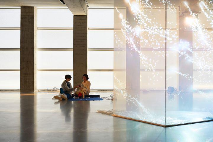 Exhibition view: Nile Koetting, Remain Calm, West Bund Museum, Shanghai (7 December 2019–8 January 2020). Courtesy Centre Pompidou and West Bund Museum. Photo: GRAYSC.