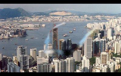 Tiffany Sia, Hong Kong is a Fictive Process (2021) (still).
