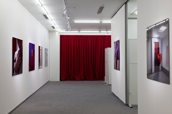 Exhibition view: Amalia Ulman: Privilege, KWM artcenter, Beijing (22 March–19 May 2018). Courtesy the artist and KWM artcenter.