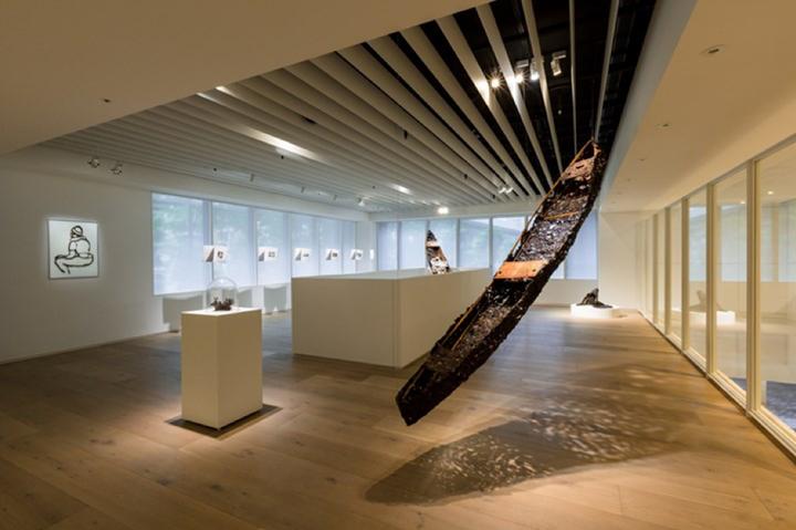 Exhibition view: The Flying Land, Jut Art Museum, Taipei (6 October 2018–20 January 2019). Courtesy Jut Art Museum.