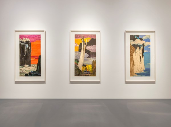 Exhibition view: Ma Paisui: Trips of Life, Asia Art Center Taipei II (25 August–18 November 2018). Courtesy Asia Art Center.