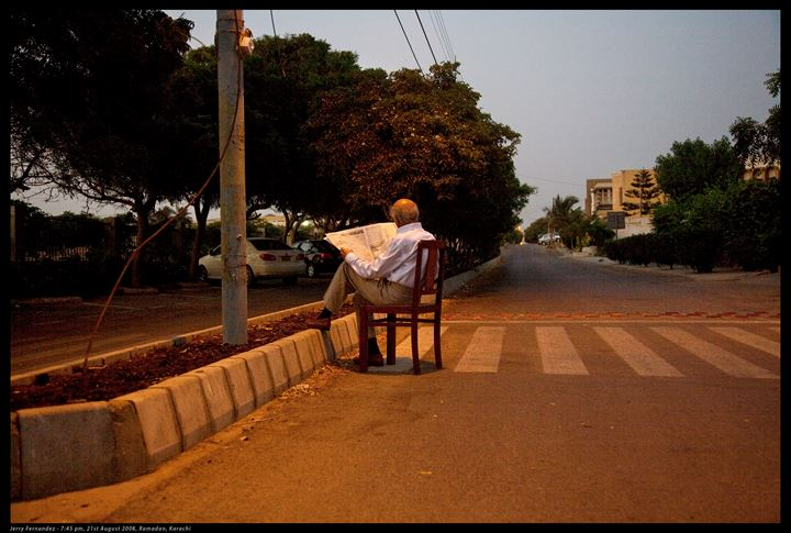 Bani Abadi, 'Karachi Series I' (2009). Courtesy the artist.
