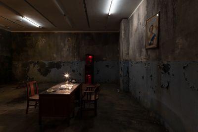 Exhibition view: Cao Fei, A Hollow in a World Too Full, Tai Kwun, Hong Kong (8 September 2018–4 January 2019). Courtesy Tai Kwun.