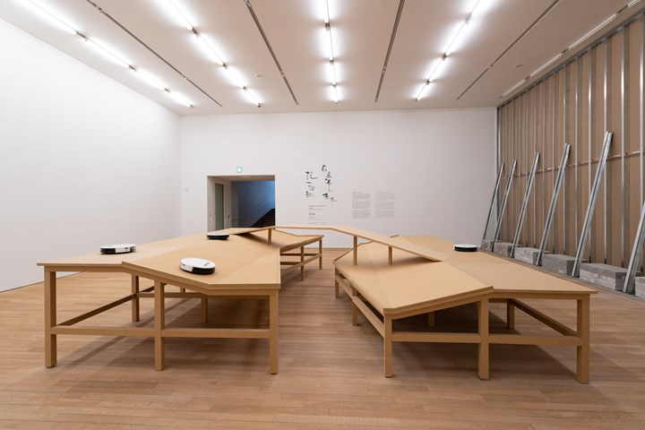 Cao Fei, Rumba (2015–2018). Exhibition view: Cao Fei, A Hollow in a World Too Full, Tai Kwun, Hong Kong (8 September 2018–4 January 2019). Courtesy Tai Kwun.