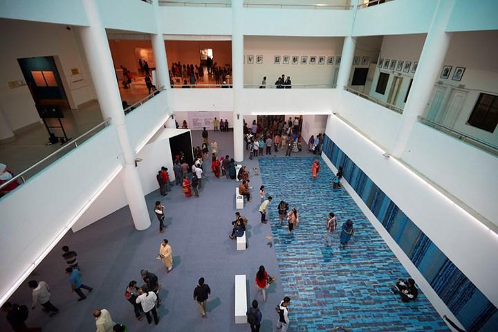 Dhaka Art Summit 2016 (5–8 February 2016). Courtesy Dhaka Art Summit and Samdani Art Foundation.