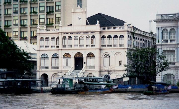 East Asiatic Building, Bangkok. Courtesy Bangkok Art Biennale.