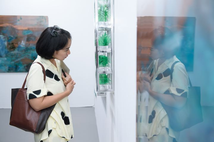 Fost Gallery, S.E.A. Focus, Singapore (16–19 January 2020). Courtesy STPI – Creative Workshop & Gallery.