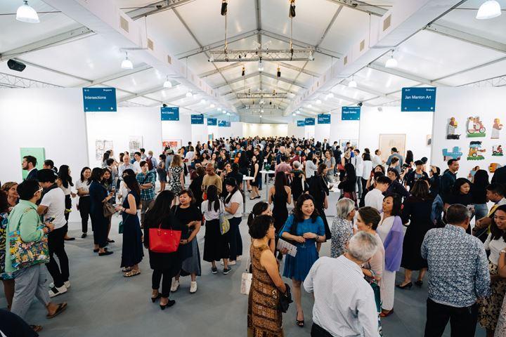 S.E.A. Focus, Singapore (24–27 January 2019). Courtesy S.E.A. Focus.
