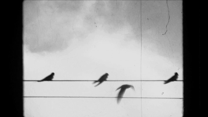 Helen Petts, Space & Freedom (2018), still. Archive 8mm film and HD. 22 minutes. © Helen Petts.
